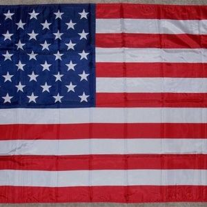 3'x5' USA Flag United States American Red White